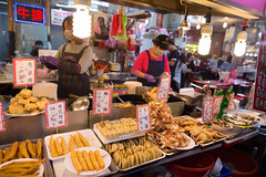 Taiwan | Shihlin Night Market (Gilead Photography) Tags: life food market markets taiwan taipei local foodcourt assortment hawker hawkers taipeifood locallife taiwanfood shihlin taipeilife shihlinnightmarket taipeilocallife shihlinfood shihlinfoodcourt