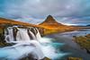 Kirkjufell (Ennio Pozzetti) Tags: longexposure light sky water clouds wow river landscape waterfall iceland nikon bravo kirkjufell d810 kirkjufellsfoss lucroit