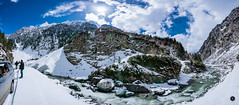 Jannat #01 (adityarajmehta) Tags: snow beautiful landscape long exposure heaven paradise earth lee kashmir filters hdr breathtaking sonmarg d810 nd1000 unbelieva