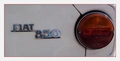 Fiat 850 (photoflieger) Tags: sedan nikon classiccar fiat oldtimer fiat850 nkkor nikon1 1nikon vr1030