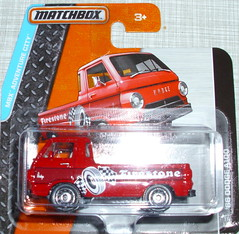 Dodge A100 Pick-Up (Zappadong) Tags: car toy model pickup dodge modell spielzeug matchbox a100 modelcar diecast modellauto spielzeugauto zappadong