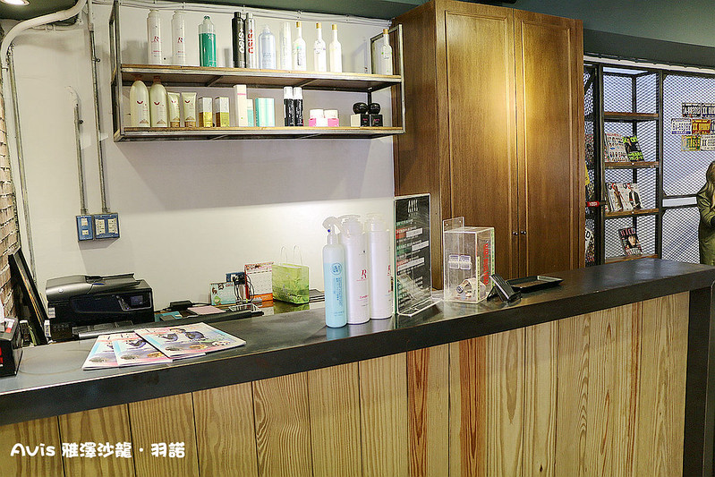 AVIS HAIR SALON 天母店021