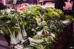 Boqueria6 (Il__Pelle) Tags: barcelona espaa spain nikon mercado boqueria barcellona spagna mercat hortalizas verdura