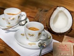 BCG_kava+kokos-cukor (PiXeLkO) Tags: food sun coffee sunshine restaurant spring coconut sugar product coffe coffeebreak foodphotography productphotography