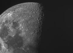 Montes Alpes (@thewoods) Tags: sky moon stars mond solar frames mare deep himmel luna system nasa telescope filter planets 650 130 lunar newton iss krater newtonian skywatcher fitswork astrometrydotnet:status=failed avistack alccd astrolumina astrometrydotnet:id=nova1523420