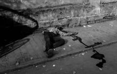 Old Delhi, Feb 2016 (krishudds) Tags: poverty india man fuji delhi streetphotography olddelhi travelphotography documentaryphotography x100t