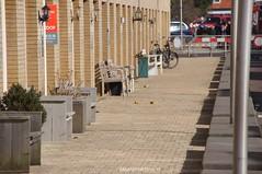 DSC01105 (ZANDVOORTfoto.nl) Tags: 28 dak maart 2016 schade ontruiming bakstenen kromboomsveld28316zandvoort ontruimingivmvallendebakstenenendaklekkage kromboomsveld