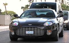 Aston Martin DB7 Zagato. (Tom Daem) Tags: martin aston zagato db7