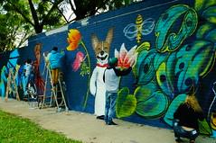 Ruta de Murales - Misiones (Cristian Milciades) Tags: street art colors graffiti montana arte tags urbano aire libre muralismo aerosoles streetart graffiti inspiration artistas tags masterpieces arteesvida vidaencolores bomb crew mtn94 arteurbano misiones ilustradores grafiteros mtn