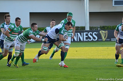 Benetton-Connacht Guinness PRO12