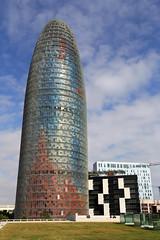 20151015 Torre Agbar1 (Tristar1011) Tags: barcelona torreagbar