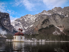 Knigssee (thunderboltbafc) Tags: mountain lake beautiful germany bavaria natural knigssee