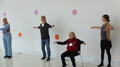 Ballroom Basics for Balance (sfrikken) Tags: senior marie wisconsin for dance exercise library group central center falls cassie madison ballroom balance irene fitness prevention basics stephani