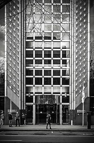 North Gate, Brussels