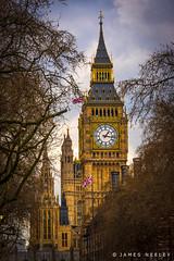 Elizabeth Tower (James Neeley) Tags: london bigben elizabethtower jamesneeley