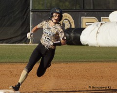 Tiger Softball vs Rogers (Garagewerks) Tags: woman sport female all child bigma sony bat sigma diamond pitch arkansas softball rogers bentonville a77 2016