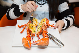 Baked Lobster