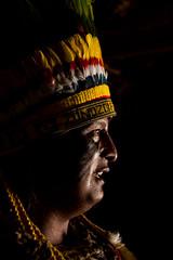 Cacique Rony Azoynaice, da aldeia Wazare (Jr Silgueiro) Tags: brasil natureza indios turismo cachoeira cultura matogrosso passeio aventura indigena paresi parecis utiariti juniorsilgueiro camponovodosparecis
