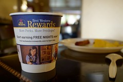 Best Western Plus (Carlos Ramirez Alva) Tags: breakfast hotel florida bestwestern daytonabeach desayuno clientes cliente speedwayinternational