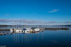A Sunday in February (lars1387) Tags: norway marina fujifilm akershus asker xt1