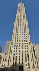 Rockefeller Centre, Midtown Manhattan, New York City, USA (Lemmo2009) Tags: newyorkcity usa rockefellercentre midtownmanhattan