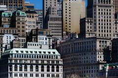 (Luc Neuville) Tags: city usa newyork building architecture buildings landscape nikon cityscape manhattan battery ciudad wallstreet paysage ville skycraper