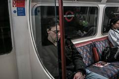 London Bakerloo Underground Line (Kenco2o11) Tags: street city bridge red people bus london train underground cross transport tube kings wembley bakerloo