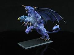 Warhammer Chimera (T Markham) Tags: monster fantasy warhammer chimera aos gamesworkshop ageofsigmar
