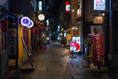 Wandering Little Alleys - Higashisengokucho, Kagoshima, Japan   (takasphoto.com) Tags: world trip travel viaje winter vacation japan night dark season lens photography prime drive noche lowlight nikon asia driving darkness time earth streetphotography roadtrip kagoshima transportation viagem noite invierno nightview fullframe nikkor nuit ontheroad japon kyushu japani highiso d600 travelphotography fixedlens  primelens fastlens photographiederue kagoshimaprefecture   nikond600 gatufotografi japon  nikon50mmf18dafnikkorlens strasenfotografie      nikkor50mmf18daflens japao   kyushu   cuuchau