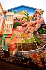 Agriculture (padraicsmeehan) Tags: espaa streetart art colors graffiti spain mural spraypaint basque euskadi vitoria gasteiz vitoriagasteiz paysbasque pasvasco reinodeespaa kingdomofspain