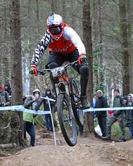 02 MTB SCDH 16 Apr 2016 (36) (Kate Mate 111) Tags: uk mountain bike forest cycling crash sheffield yorkshire steve competition racing downhill peat riding mtb mountainbiking grenoside