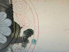 DSC09498 (scott_waterman) Tags: detail ink watercolor painting paper lotus gouache lotusflower scottwaterman