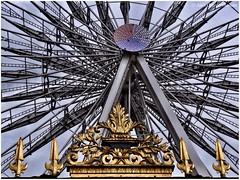 The big wheel, Place de la Concorde (alcowp) Tags: paris france tourism wheel concorde leisure tuileries roue