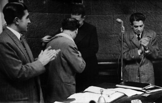 18. Elección del presidente de la A.C. en Valparaíso