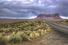 (Chains of Pace- Road Trip to LA) Tags: road rural landscape utah tourist monumentvalley
