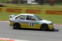 Ford Escort Cosworth (28) (Malcom Wise) (tbtstt) Tags: news ford race 1 championship kent round wise british 28 hatch gt saloon circuit escort brands motorsport cosworth malcom quaife
