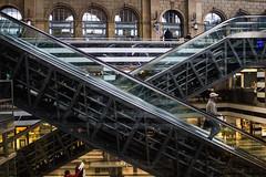 X (Fotto.ph) Tags: people tren alone xentia escaleirras
