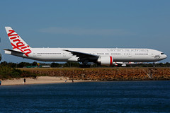 Virgin Australia Airlines Boeing 777-3ZGER (VH-VPE) (TFG Lau) Tags: canon airplane eos aviation jet sydney aeroplane va boeing syd 777 voz canoneos spotting planespotting boeing777 b777 yssy b77w virginaustralia vhvpe eos5dmarkiii ahkgapworldwide