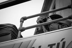 Madrid I Spain (Javier Zapatero) Tags: madrid street blackandwhite blancoynegro monochrome photography spain fuji politics streetphotography streetportrait tourist streetphoto elections elecciones urbanphotography fail politicos partidopopular rajoi yuxtaposicion yuxtaposition fotografiacallejera xt1 zapaphoto