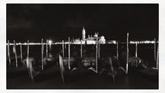 IMG_0215 (Bruno Meyer Photography) Tags: leica venice sea blackandwhite bw blur church skyline architecture landscape boats photography italia darkness imagine venezia moves leicacamera gondoles rodtrip leicadlux3 leicaimages leicacamerafrance