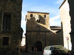 Altstadt von Cceres (pilgerbilder) Tags: pilgern pilgerfahrt pilgertagebuch vadellaplata aldeadelcanocceres