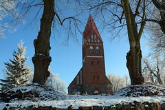 Biestow #11 (victorlaszlo73) Tags: winter sunny sonnig dorfkirche mecklenburgvorpommern biestow