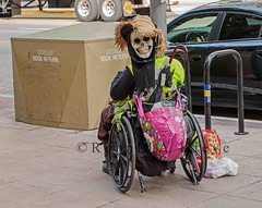 Los Angeles, 2016 (Ronald Kieve) Tags: california street urban race photography los angeles politics homeless class economic conditions homelessness