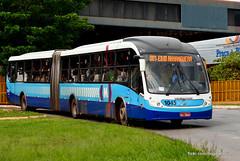 1045 (American Bus Pics) Tags: volvo goiânia metrobus biarticulado neobus megabrt