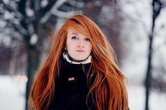 Anna (KirillSokolov) Tags: winter portrait snow girl russia redhead fujifilm ru fujinon портрет россия зима снег кирилл рыжая девушка соколов 5612 xt1 mirrorless иваново xtrance фуджифильм fujifilmru kirillsokolov2016