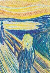 The Scream 1893, Edvard Munch (JANKUIT) Tags: selfportrait schilder museum vincent scream edvard gogh munch zelfportret vangogh vangoghmuseum verbinding gelijkheid