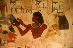 Tomb of Nakht, ca. 1400-1380 BCE (38) (Prof. Mortel) Tags: tomb egypt luxor thebes nakht