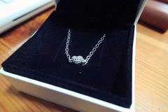 20151227_074859 Pandora Heart Bracelet