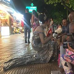 """Ladyboy"" (Krabi, Thailand) (Elizabeth Francesca Perone) Tags: drag thailand queen transgender cabaret krabi ladyboy kathoey"