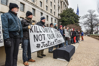 Witness Against Torture at the Department of Justice, 2016